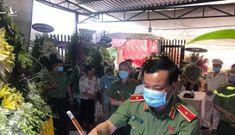 Đại úy công an hy sinh khi bắt 'cát tặc' được thăng hàm, Bộ Công an chỉ đạo xử lý