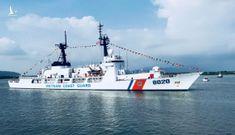 Cảnh sát biển VN tiếp nhận tàu tuần tra mới, sức mạnh nâng cao