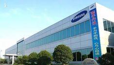 """Samsung vừa quyết định """"ly hôn""""  Trung Quốc"""