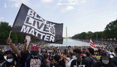 Hàng chục nghìn người đổ về Washington để phản đối phân biệt chủng tộc