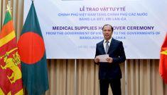 Việt Nam tặng 60.000 USD cho Bangladesh, Srilanka để phòng, chống COVID-19