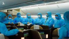 Bamboo Airways thực hiện chuyến bay đặc biệt đến Dubai đưa công dân Việt Nam về nước