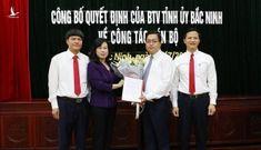 Điều chuyển Bí thư Thành uỷ Bắc Ninh Nguyễn Nhân Chinh sau 13 ngày tại vị: Không thể điều chuyển là xong