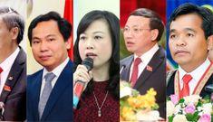 Chân dung 5 Bí thư Tỉnh ủy trẻ tuổi nhất vừa đắc cử nhiệm kỳ 2020-2025