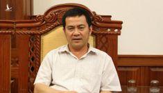 Một Phó Chủ tịch UBND tỉnh đột ngột viết đơn xin thôi chức