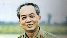 Không phải là Napoleon hay Zhukov mà ông là tướng Giáp của Việt Nam