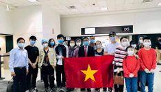 Đưa gần 350 công dân Việt Nam từ Houston, Hoa Kỳ về nước tránh dịch Covid-19