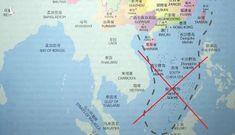 Úc thu hồi sách giáo khoa có in bản đồ đường lưỡi bò phi pháp