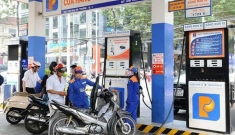 Giảm giá xăng RON95, dầu diesel và dầu hỏa