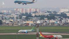 Bộ GTVT bác thông tin dừng toàn bộ đường bay nội địa từ 31.7