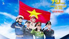 4 điểm nổi bật trong chặng đường 75 năm của lực lượng Công an Việt Nam