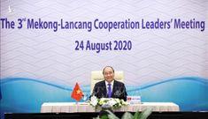 Thủ tướng Nguyễn Xuân Phúc tham dự Hội nghị Cấp cao Hợp tác Mekong – Lan Thương lần thứ ba