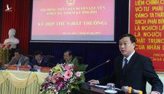 Chủ tịch UBND TP Yên Bái Hoàng Xuân Đán đột tử