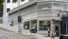 Nhân viên lãnh sự quán Mỹ ở Hong Kong bị tấn công