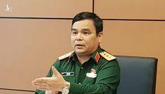Xin được nói rõ về lời phát biểu của Thượng tướng Lê Chiêm