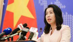 Trung Quốc tập trận, bắn tên lửa ở Biển Đông: Vi phạm chủ quyền Việt Nam