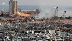 Hé lộ nguyên nhân ban đầu của vụ nổ kinh hoàng tại Li Băng