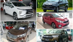 Dưới 600 triệu đồng, mua xe 7 chỗ thực dụng nào?