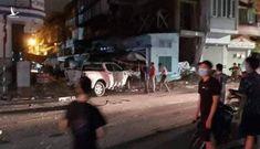 Lái xe Lexus gây tai nạn làm nữ Công an tử vong