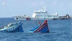 11 ngư dân Ninh Thuận đánh bắt cá ở Vịnh Bắc Bộ bị phía Trung Quốc bắt giữ