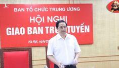 Ông Phạm Minh Chính: 'Tránh tình trạng đúng quy trình nhưng không chọn đúng người, đúng việc'