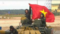 Đội tuyển tăng Việt Nam giành vị trí thứ hai của bảng 2 tại Army Games