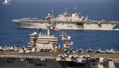 Mỹ tập trận ở biển Đông: Vui hay lo?