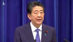 Ông Shinzo Abe: 'Tôi tuyên bố từ chức thủ tướng Nhật Bản'
