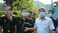 Thứ trưởng Bộ Y tế: Sớm sử dụng công cụ xét nghiệm cộng đồng ở Đà Nẵng