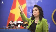Trung Quốc tập trận ở Hoàng Sa là vi phạm chủ quyền của Việt Nam