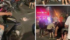 Khởi tố nam thanh niên đi xe máy 'kẹp 3' gây tai nạn khiến một phụ nữ sẩy thai