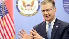 Đại sứ Mỹ tại Việt Nam: Chính sách biển Đông vẫn tiếp tục sau bầu cử