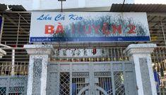 Triệt phá nhóm đòi nợ tạt sơn quán lẩu cá kèo ngay trung tâm TP.HCM