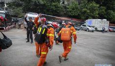 16 thợ mỏ chết vì ngạt khí ở Trung Quốc