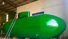Kỹ sư quê lúa tiết lộ thông tin bất ngờ việc thử nghiệm tàu ngầm mini Trường Sa 2