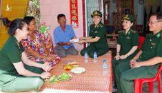 Người cán bộ Biên phòng Hà Tiên hết lòng với nhân dân