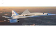 Tổng thống Mỹ sẽ có chuyên cơ Không lực 1 bay nhanh gấp 5 lần vận tốc âm thanh?