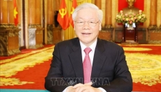 Thông điệp đầy thiện chí của Tổng Bí thư Nguyễn Phú Trọng
