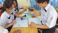 Chỉ nên cho học sinh THPT dùng điện thoại trong giờ học