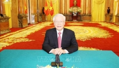 Nghệ thuật ngoại giao khôn khéo của Tổng Bí thư trong thông điệp gửi tới Đại hội đồng LHQ