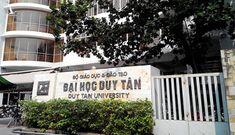Cán bộ trường Đại học Duy Tân gửi 900 thư nặc danh hạ uy tín các trường khác