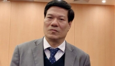 Ông Nguyễn Nhật Cảm phủ nhận tư lợi khi mua máy xét nghiệm