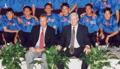 Alfred Riedl trong mắt học trò, đồng nghiệp đặc biệt Trần Công Minh