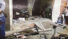 Băng nhóm phản động đánh bom trụ sở công an để 'gây tiếng vang'