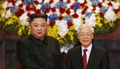Chủ tịch Triều Tiên Kim Jong-un gửi điện mừng Quốc khánh Việt Nam