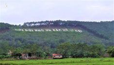 Cùng xây khẩu hiệu trên núi, Hòa Bình chi gần 11 tỷ đồng, Nghệ An hơn 1 tỷ đồng
