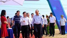 Thủ tướng Nguyễn Xuân Phúc dự lễ khởi công đường cao tốc Bắc – Nam