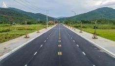 60 ngày đêm thi công đường vào Yên Tử