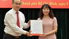 Giám đốc Sở Tài chính tham gia Ban Chấp hành Đảng bộ TP.HCM