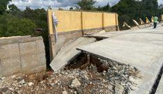 70m tường bị sập, tỉnh Đắk Nông 3 tháng chưa tìm ra nguyên nhân?